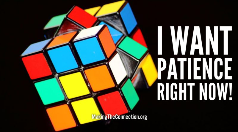 Patience Cube