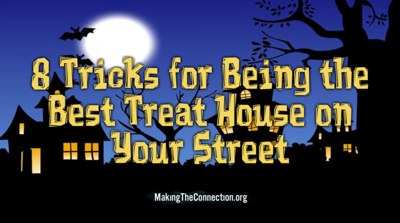8 Tricks for Halloween