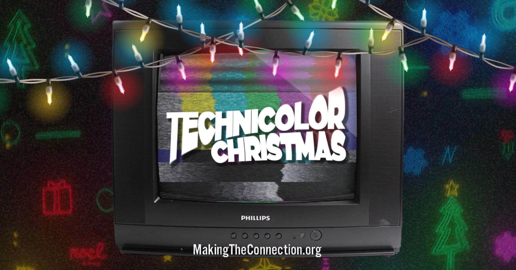 Technicolor Christmas