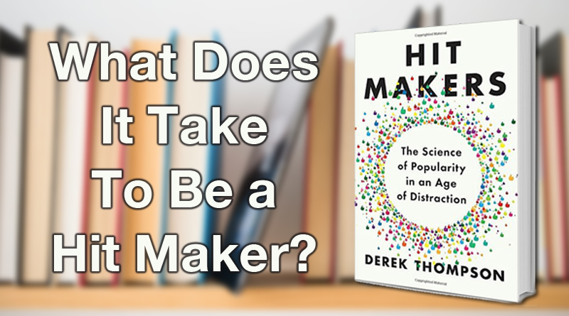 Hit Makers book review