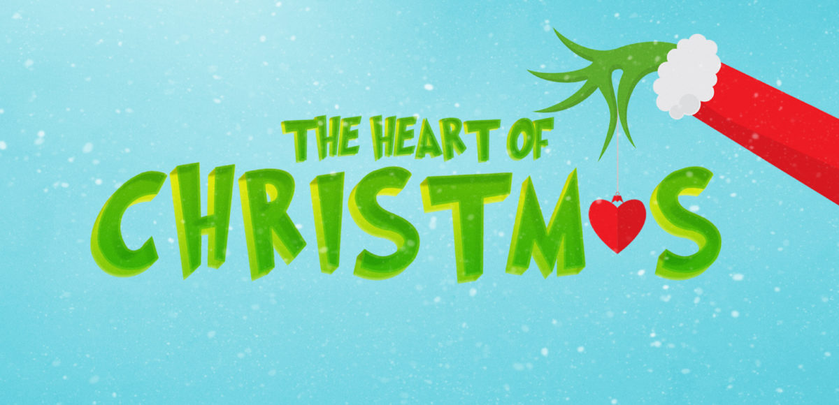 The Heart of Christmas Message Series