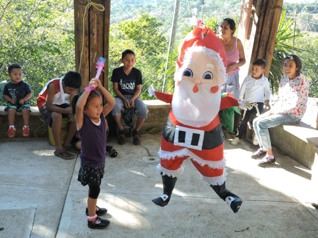 Christmas Party in Guatemala