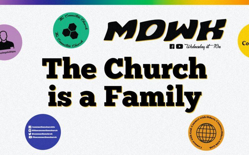 Church is a Family