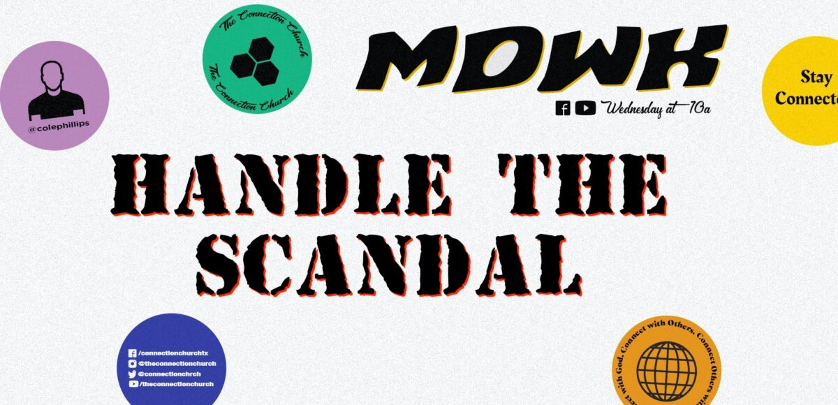 Handle the Scandal